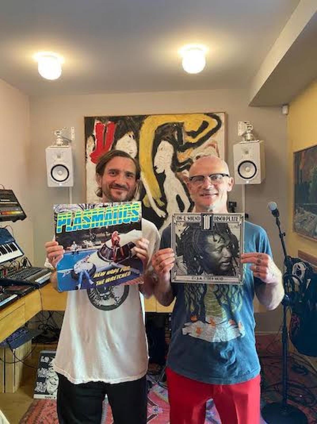 Flea and John Frusciante — Forming Records (05.23.20)