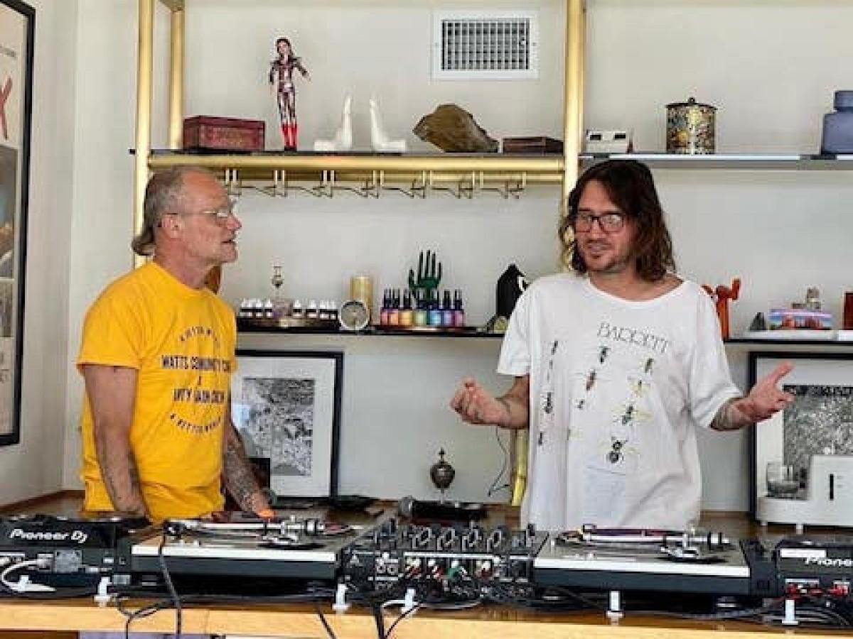 Flea & John Frusciante
