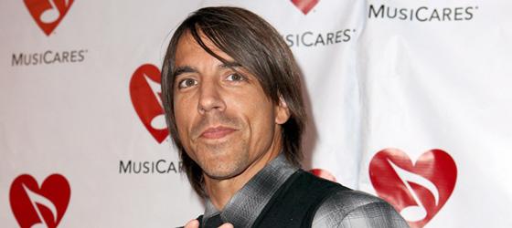 MusiCares 2009:Tribute Anthony Kiedis