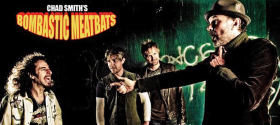 Chad Smith\'s Bombastic Meatbats