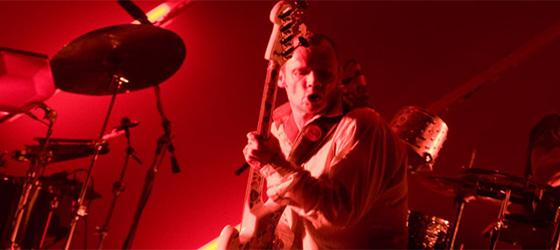 Thom York & Flea Live @ Orpheum Theatre #2