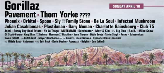 Présentation Coachella 2010