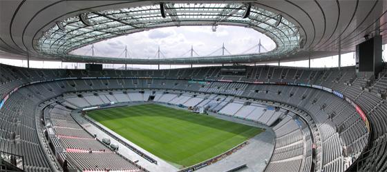 RHCP au Stade de France en 2012