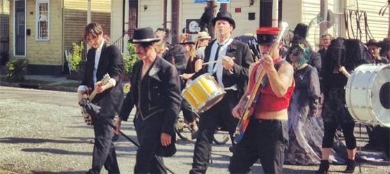 Photos & videos du Clip Brendan\'s Death Song