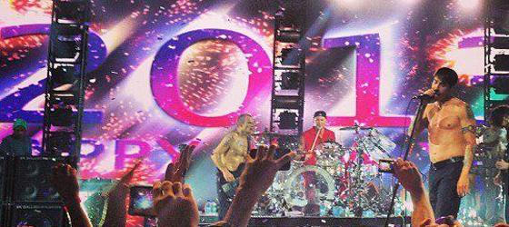 Compte rendu concert Las vegas 31/12/2012
