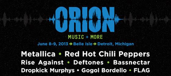 Metallica invite les Red Hot à son festival