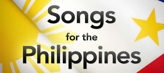 Compilation \'Songs for the Philippines\'