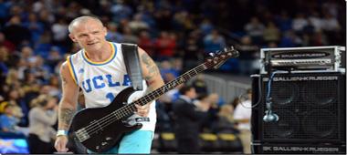 Flea: Star Spangled Banner (09/01/2014)