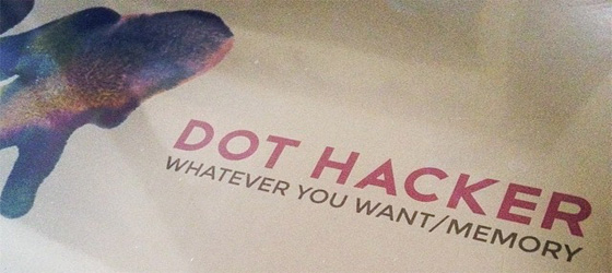 Dot Hacker: Whatever You Want