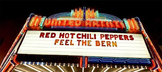 Feel The Bern: 05/02/2016