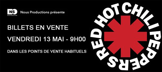 Mise en vente concerts Montpellier / Paris