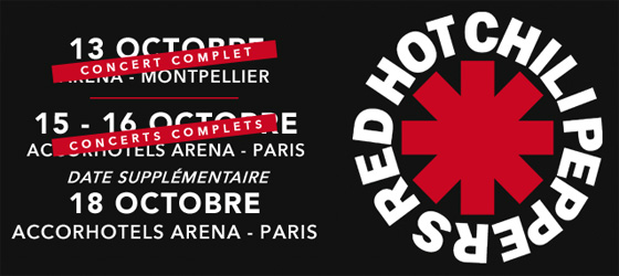 Concert 18/10/2016 AccorHotels Paris