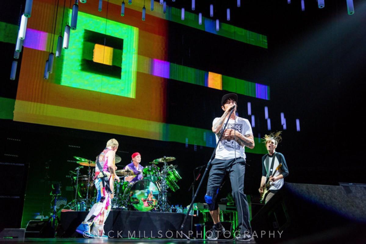 Compte rendu concert Paris #3 (18/10/2016)