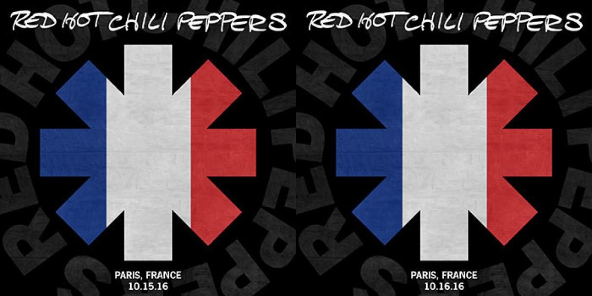 Audio officiel concerts France 2016