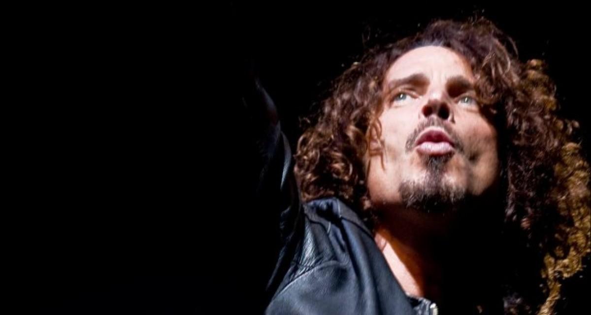 Hommage à Chris Cornell