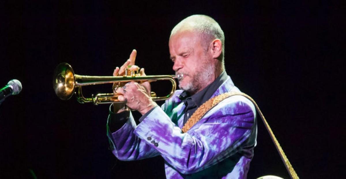 """Flea at """"Pathway To Paris 2018"""" San Francisco concert"""