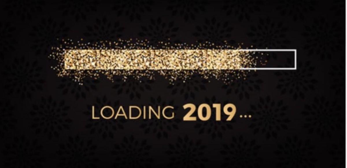 Bonne Année / Happy New Year 2019