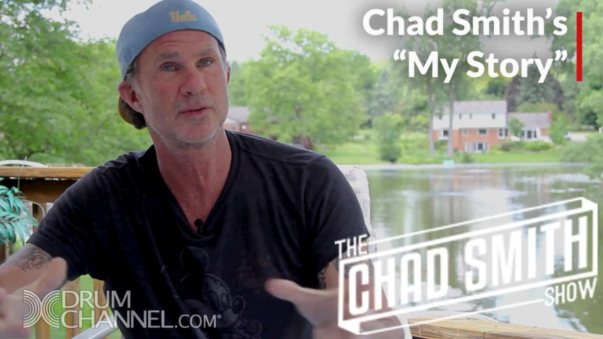 Chad Smith: My Story