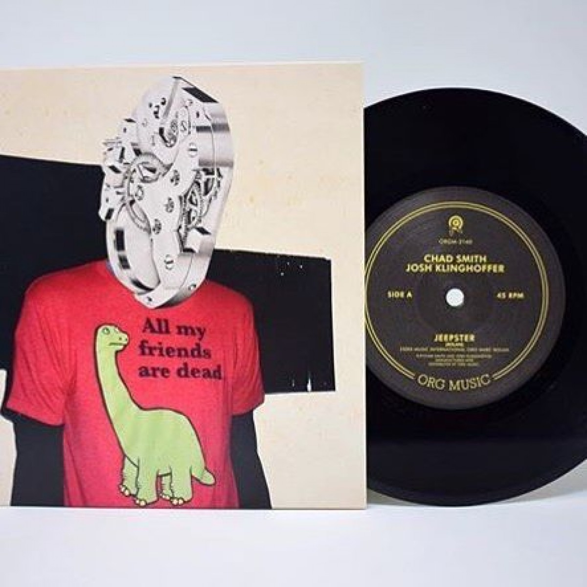 Vinyle Chad Smith & Josh Klinghoffer 