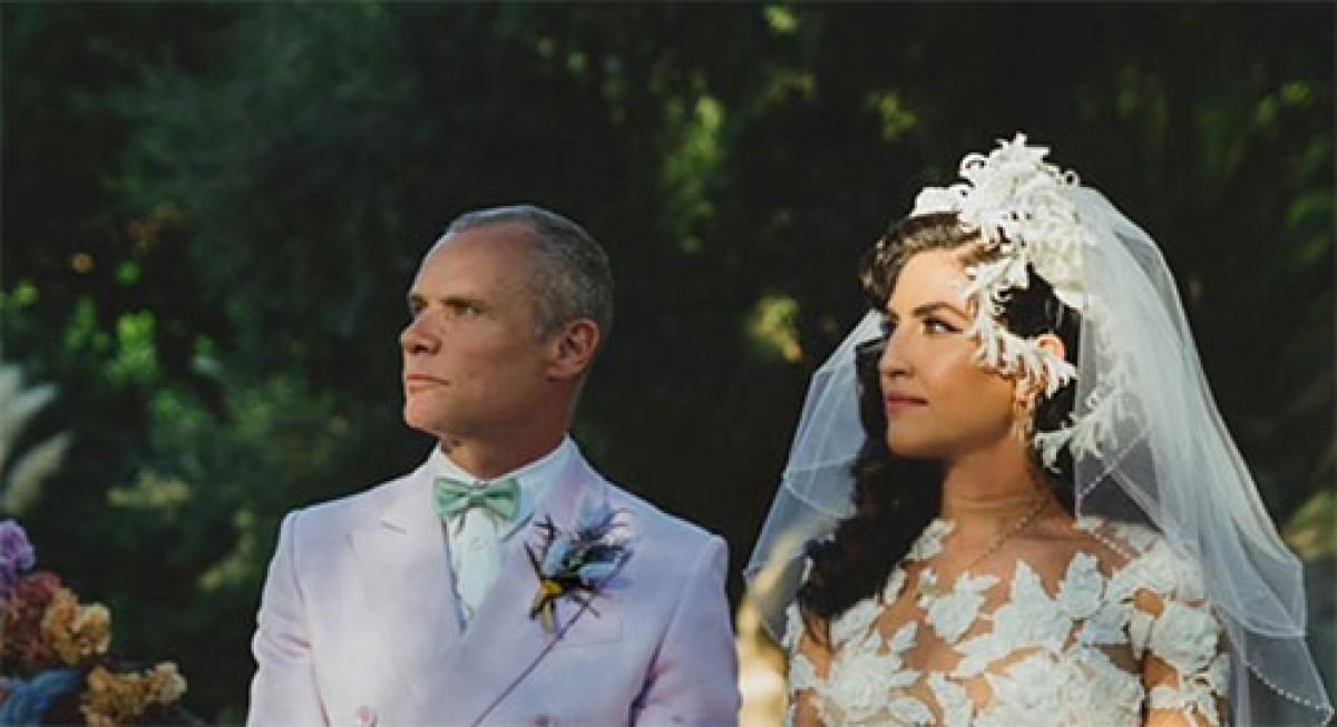 Flea s'est marié