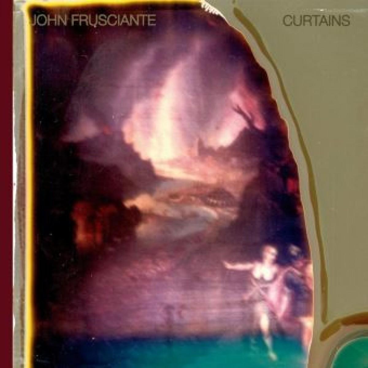 """Réédition 2019 vinyle John Frusciante """"Curtains"""""""