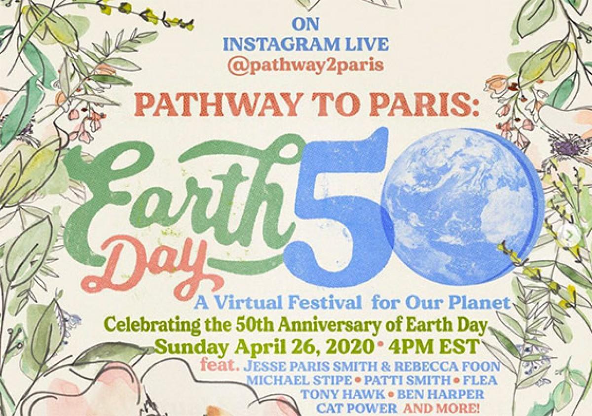 "Flea au concert ""Pathway to Paris : Earth Day 5O"""