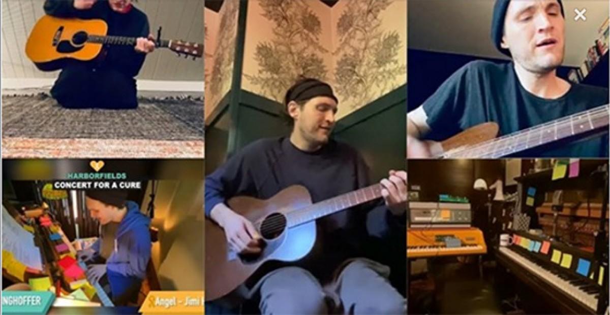 Compilation Josh Klinghoffer Avril/Mai 2020